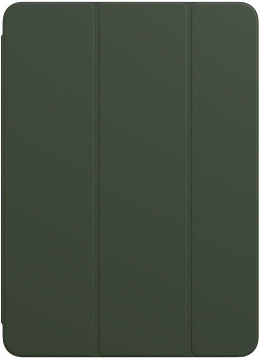 Apple ochranný obal Smart Folio pro iPad Air (4.generace), tmavě zelená