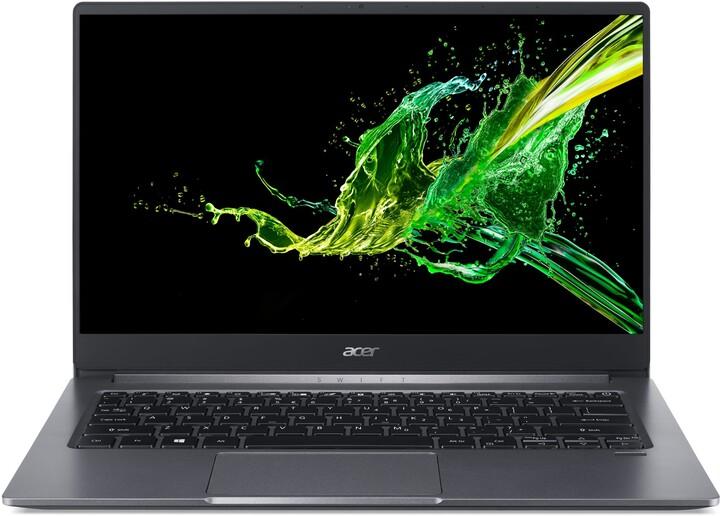 Acer Swift 3 (SF314-57), šedá