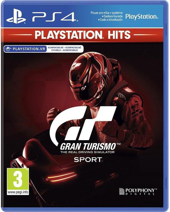 Gran Turismo Sport HITS (PS4)