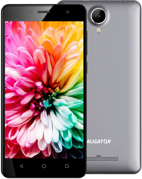 Aligator S5062 - 8GB, šedá