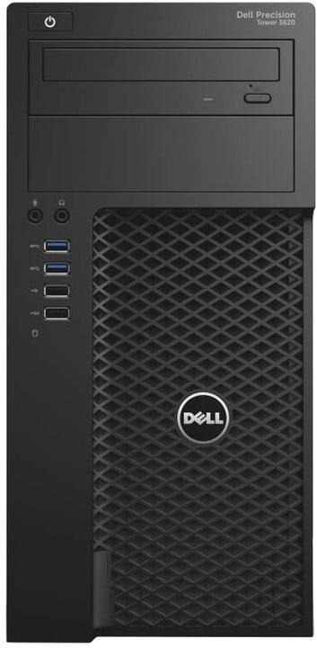 Dell Precision T3620 MT, černá
