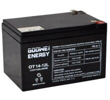 GOOWEI ENERGY OTL14-12 - VRLA GEL, 12V, 14Ah