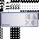 Playstation: 5th Generation, XL, šedá