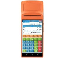 Sunmi EET-POS V1s - mobilní terminál + tiskárna - SUNMI-EET-POS