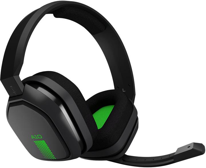 Astro A10, šedá/zelená