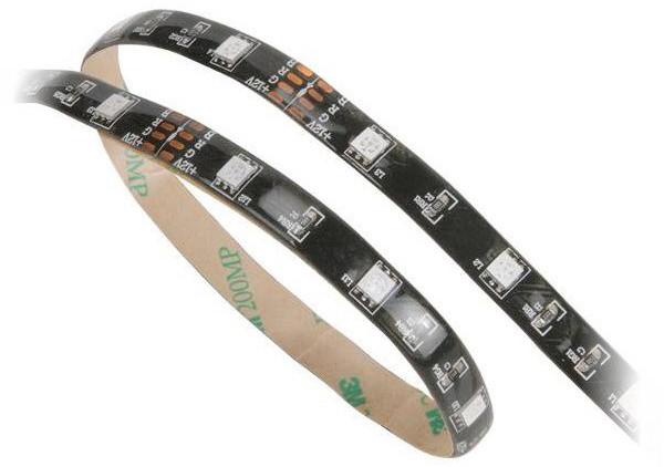 Akasa Vegas MB - AK-LD05-50RB, LED pásek, 50 cm, vícebarevná