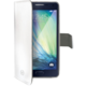 CELLY Wally pouzdro pro Samsung Galaxy A3, PU kůže, bílá