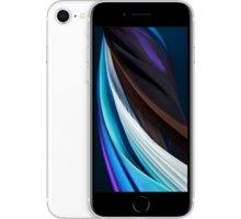 Apple iPhone SE 2020, 64GB, White - MX9T2CN/A