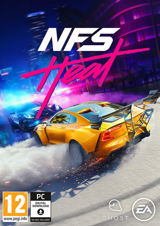Need for Speed: Heat (PC)