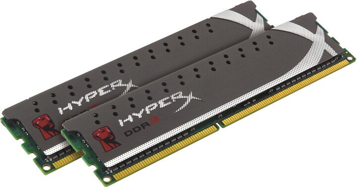 Kingston HyperX PnP 8GB (2x4GB) 1600 DDR3