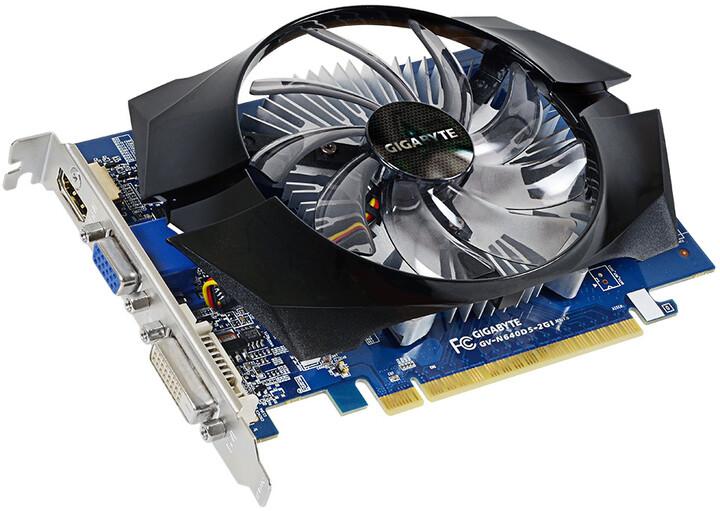 GIGABYTE GT 640 Ultra Durable 2 2GB