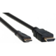 AQ KVM015, HDMI/mini HDMI, 1,5m