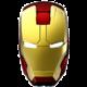 E-Blue Iron Man  + Podložka pod myš CZC G-Vision Dark v ceně 199,-