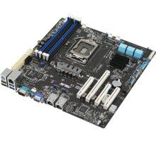 ASUS P10S-M - Intel C232 - 90SB05F0-M0UAY0 + 2 ks Poukázka OMV (v ceně 200 Kč) k ASUS