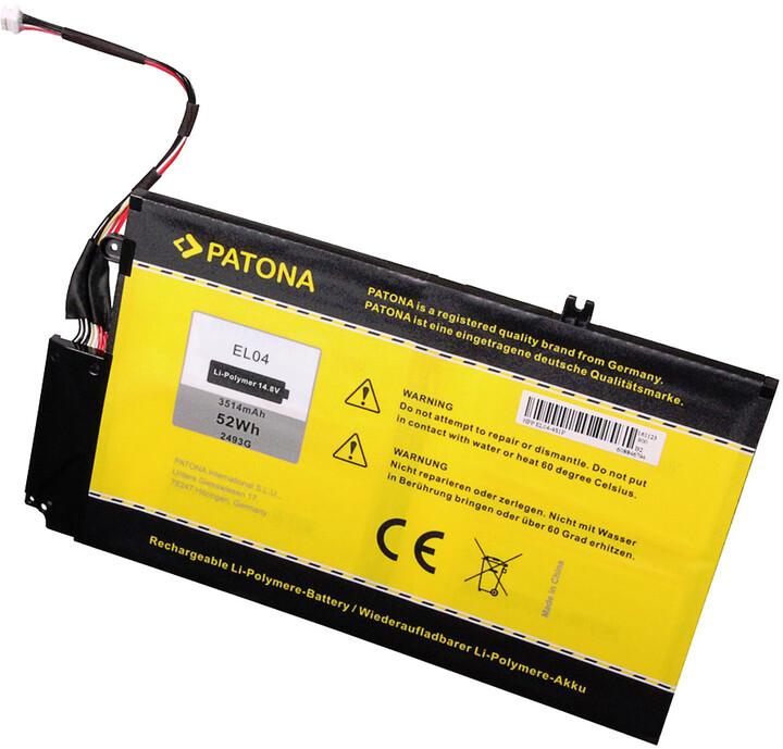 Patona baterie pro HP Envy 4 3500mAh Li-Pol 11,8V
