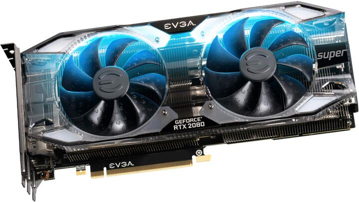 EVGA GeForce RTX 2080 SUPER XC ULTRA GAMING, 8GB GDDR6