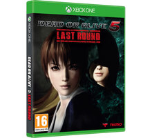 Dead or Alive 5: Last Round (Xbox ONE) - 5060327532016