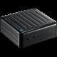 ASRock Beebox-S 7100U, černá