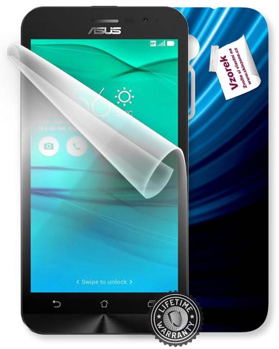 ScreenShield fólie na displej + skin voucher (vč. popl. za dopr.) pro ZenFone GO ZB500KG