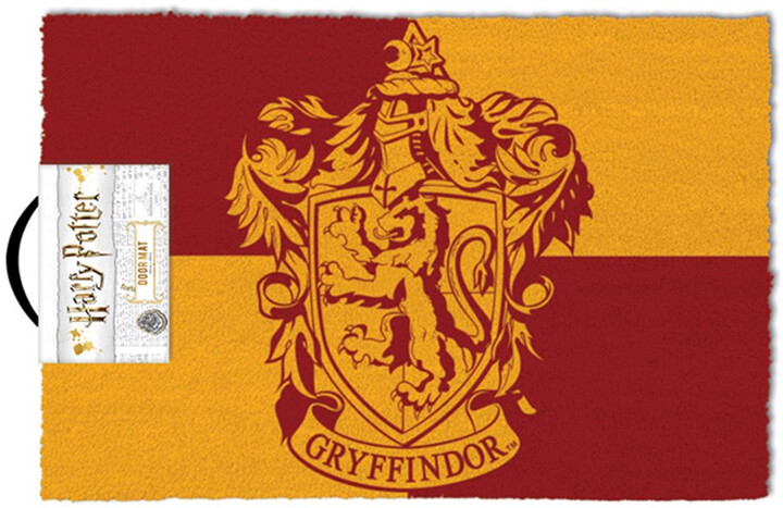 Rohožka Harry Potter - Welcome to Gryffindor