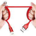 Mcdodo Flash Series Lightning Data Cable (1,2 m) Red