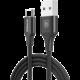Baseus kabel Rapid Series Type-C (Indikační LED) 1M, černá