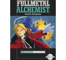 Komiks Fullmetal Alchemist - Ocelový alchymista, 2.díl, manga - 9788074495144