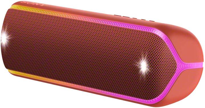 Sony SRS-XB32, červená