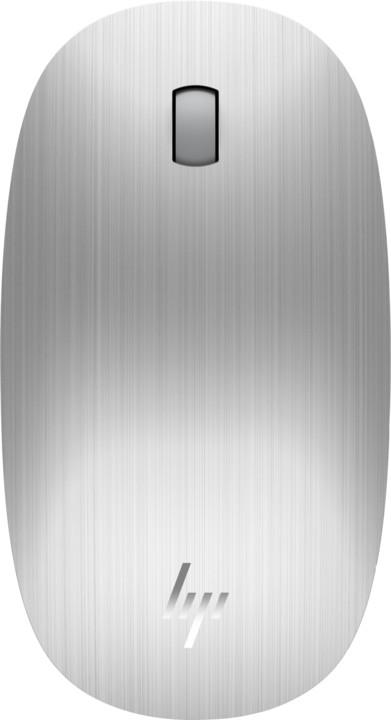 HP Spectre 500, stříbrná