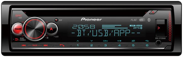 Pioneer DEH-S720DAB