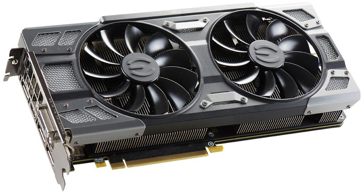 EVGA GeForce GTX 1080 FTW GAMING ACX 3.0, 8GB GDDR5X