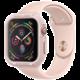 Spigen Rugged Armor Apple Watch 4 44mm, růžovo/zlatá