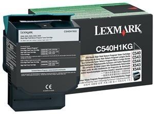 Lexmark C540A1KG, černá