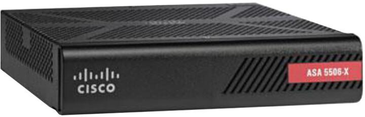Cisco ASA 5506-X-SEC with FirePOWER Services, bezpečnostní zařízení
