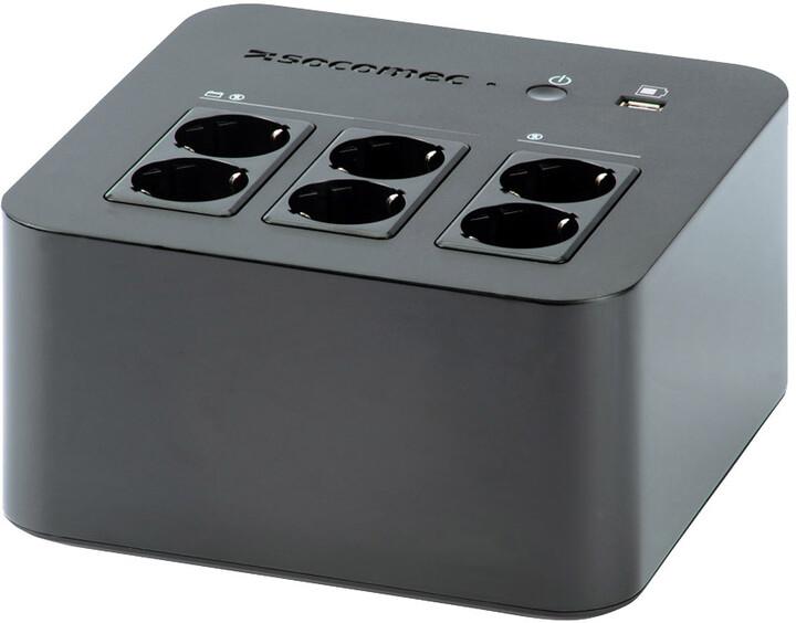 Socomec Netys PL 600, 360W, USB