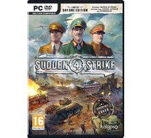 Sudden Strike 4 - Limited Day One Edition
