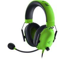 Razer BlackShark V2 X, zelená