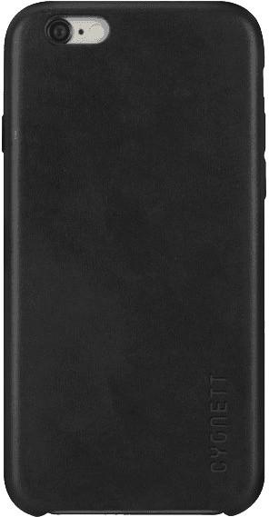 Cygnett PU wrap snap pouzdro pro iPhone 6 plus - šedá/červená uvnitř