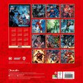 Kalendář DC Comics 2021
