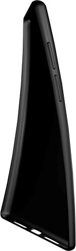 EPICO zadní kryt SILK MATT pro Xiaomi Mi 10, černá