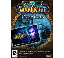 World of Warcraft - předplacená karta (PC) - PC - 3348542196933