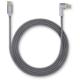 EPICO nabíjecí magnetický USB-C kabel 2m - šedý O2 TV Sport Pack na 3 měsíce (max. 1x na objednávku)
