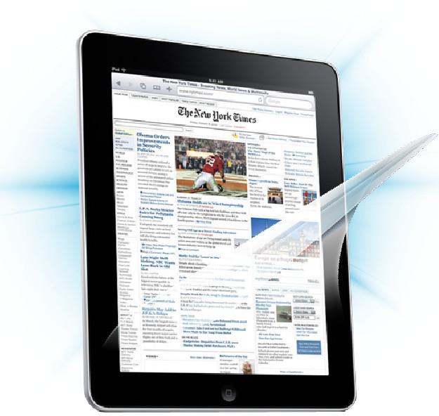 Screenshield fólie na displej pro Apple iPAD2