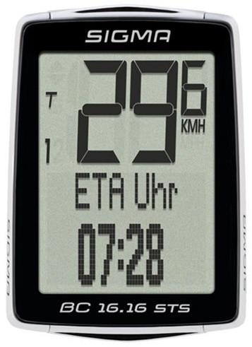 Sigma BC 16.16 STS CAD Smart NFC, bezdrátová verze