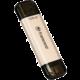 Transcend JetFlash 930C, USB3.2 - 128GB, zlatá
