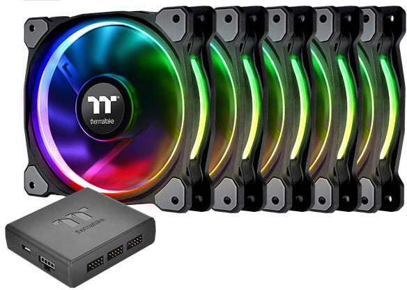 Thermaltake Riing 14 Plus RGB LED, TT Premium Edition
