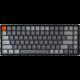 Keychron K2 Alu Compact, Gateron Red, US
