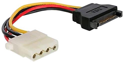 Gembird CABLEXPERT kabel SATA M na Molex F