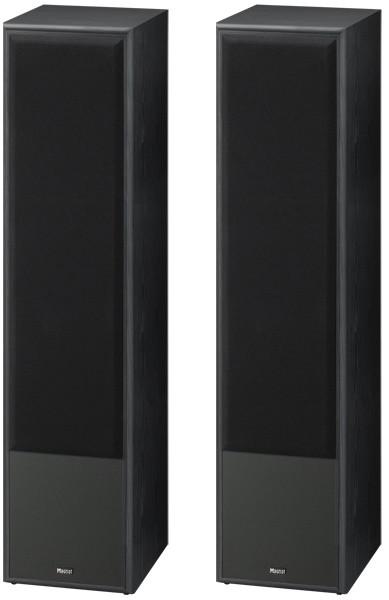 Magnat Monitor Supreme 2002, černá, pár