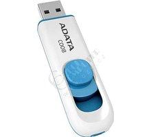 ADATA C008 2GB, bílý